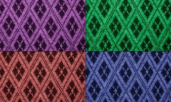 Tileable Fabric Texture with 13 Colors