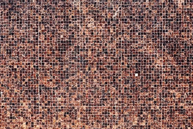 Concetto strutturato della carta da parati dell'elemento piastrellato della parete