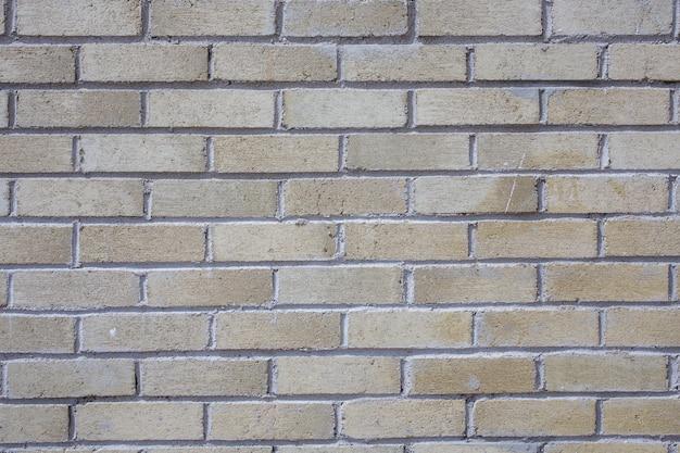 タイルのレンガの壁のテクスチャ背景
