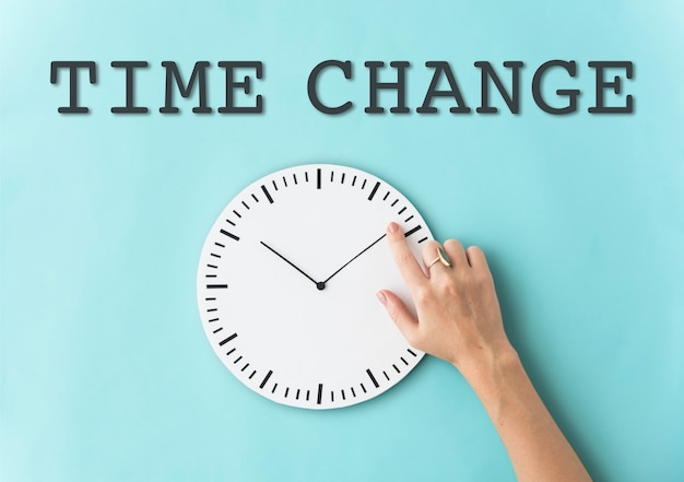 Time to change planning concept