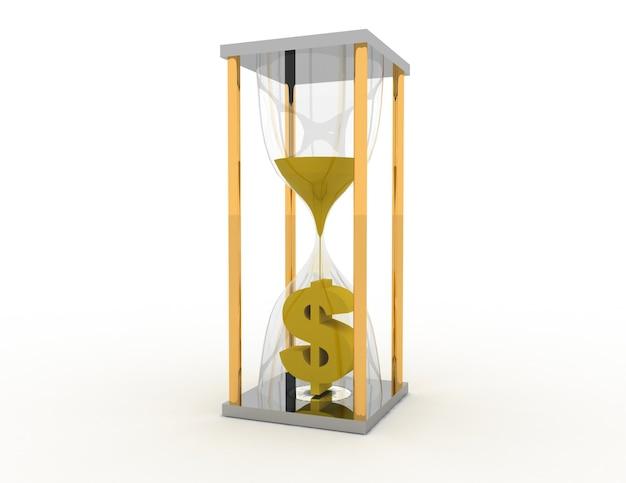Время - деньги концепция