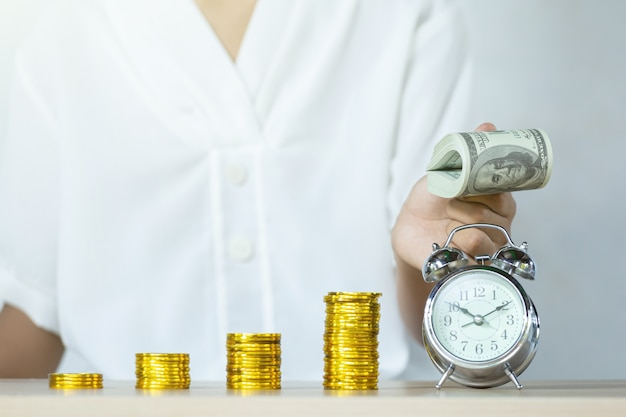 Время - деньги. время для роста бизнеса