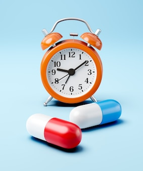 약 복용 시간