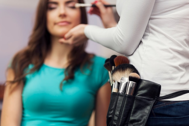 È ora di visitare in make up artist