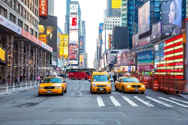 타임 스퀘어, 뉴욕