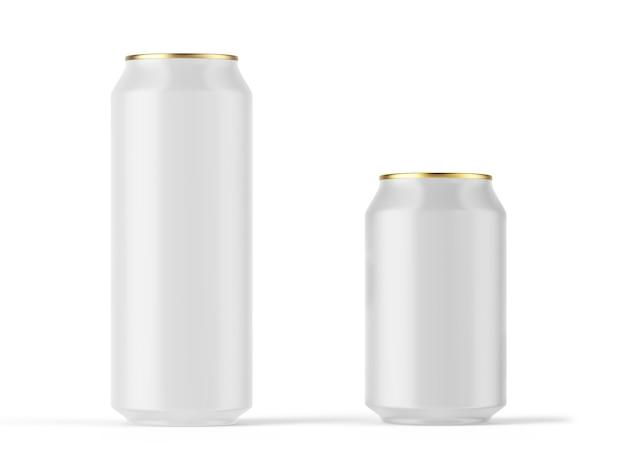 ブリキ缶330mlと500mlを分離