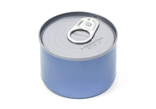 Tin can containter