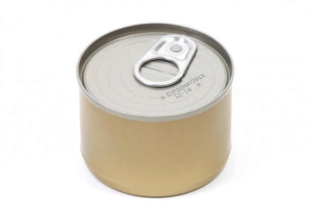Tin can containter