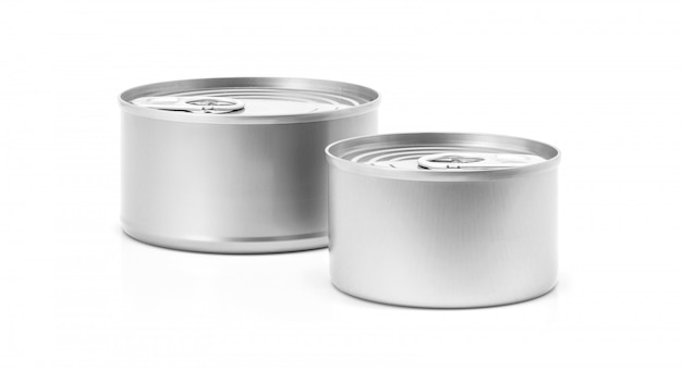 Tin can for preserve food product