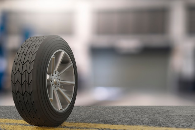 Автомобиль в шинах измерьте количество накачанные резиновые шины на автомобиле. крупный план ручной удерживающей машины манометр для измерения давления в шинах автомобиля для изображения автомобиля