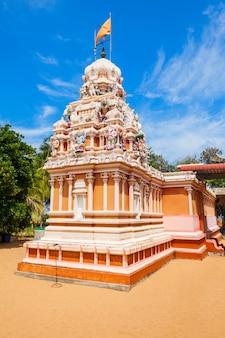 Tiruchendur murugan alayam temple Premium Photo