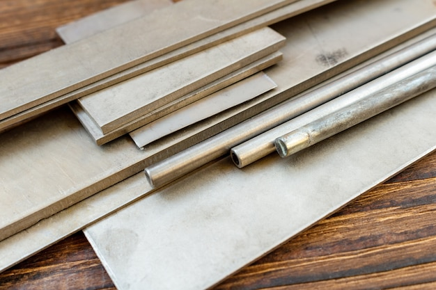 티타늄 합금 판 배열