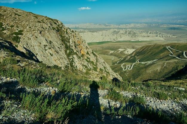 Перевал тогуз-торо джалал-абадской области на западе кыргызстана