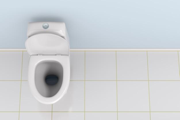 Унитаз в туалет