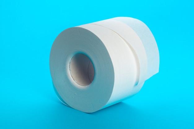 Toilet paper unrolling