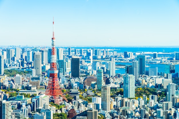 Tokyo paesaggio urbano