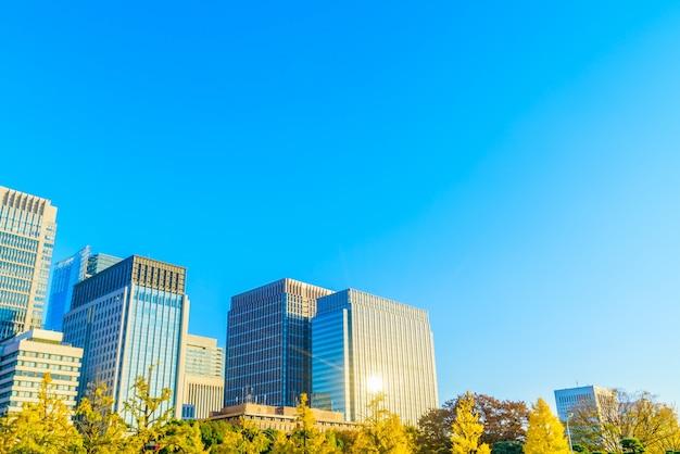 東京、日本の街並み