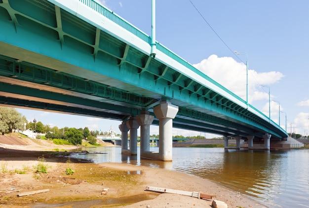 Толбухинский мост через которосль