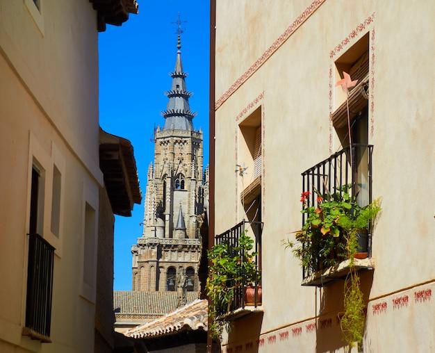 カスティーリャラマンチャ、スペインのトレド大聖堂