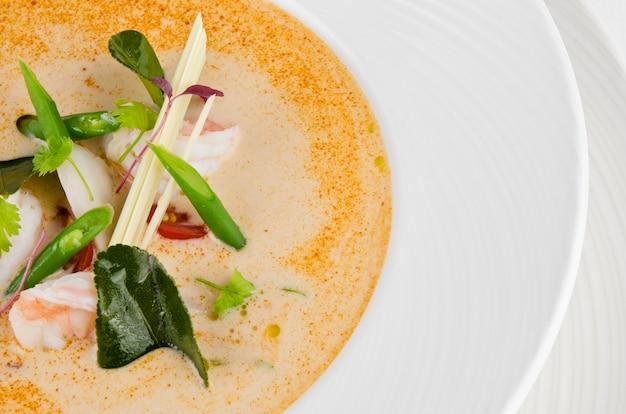 Tom yum суп тайская еда традиционная кухня