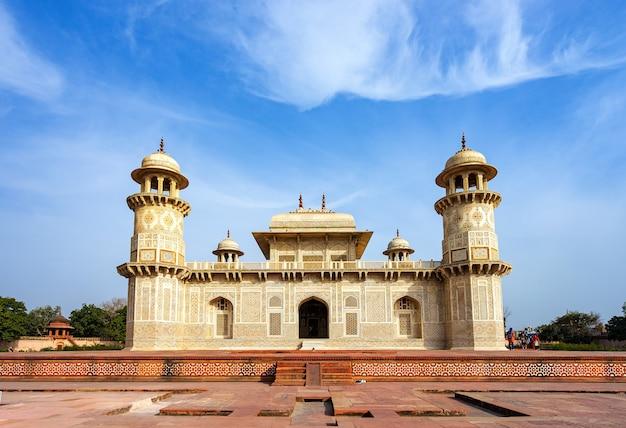 Tomb of itmad-ud-daula, agra, india