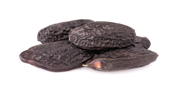 Tonka beans isolated