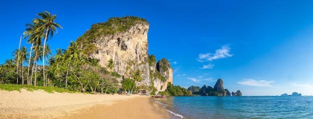 Tonsai beach, krabi, thailand