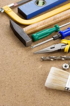 木の質感に関する道具と道具