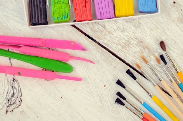 Tools for creative work