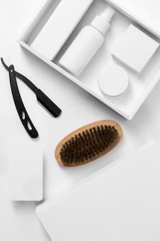 Tools for grooming beard pack