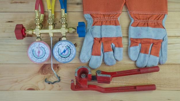 Tools for hvac