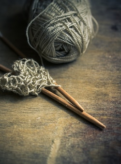 Tools for knitting