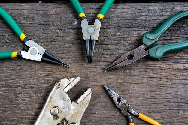 Tools for maintenance technicians.