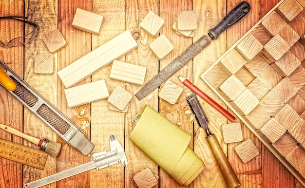 Tools for wood working