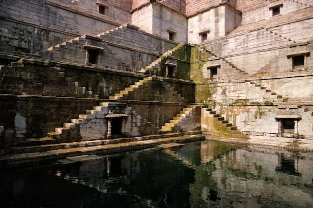 Турджи ка джхалра бавди степвелл джодхпур раджастхан индия