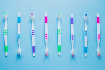 Toothbrush composition
