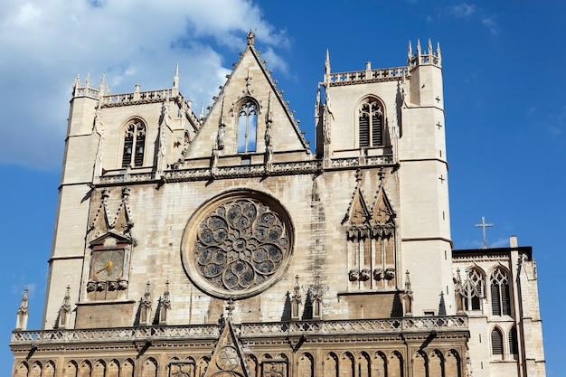 Top of saint jean church