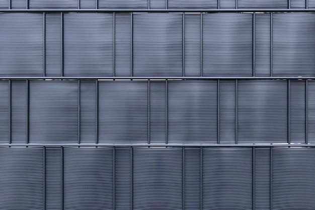 Вид сверху абстрактный металлический фон крупным планом