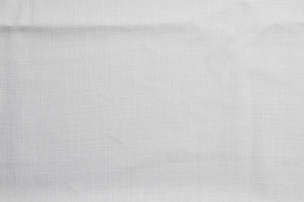 Panno bianco panetteria vista dall'alto