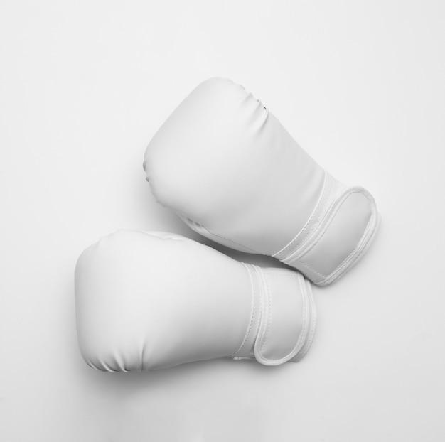 Боксерские шары вид сверху