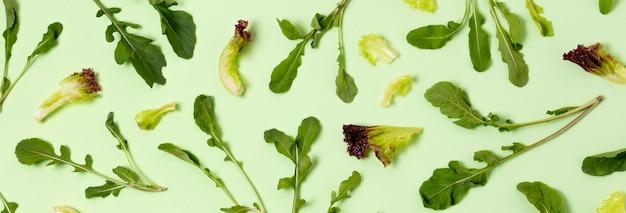 Вид сверху вкусные спелые продукты