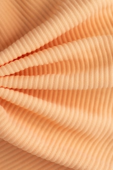织品纹理顶视图
