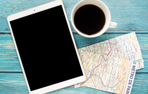 平面図便利な旅行方法
