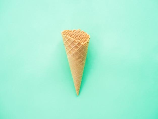 상위 뷰 : 아이스크림의 최소한의 여름 개념