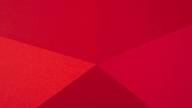 単色パターンの上面図