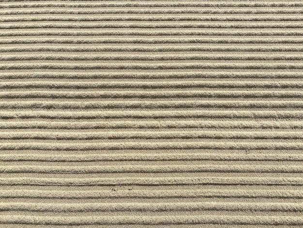 햇빛 하루에 바다 해변에 모래 1 층의 최고 볼 수 있습니다.