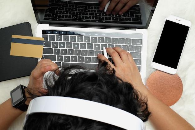 Взгляд женщины на интернет-магазин