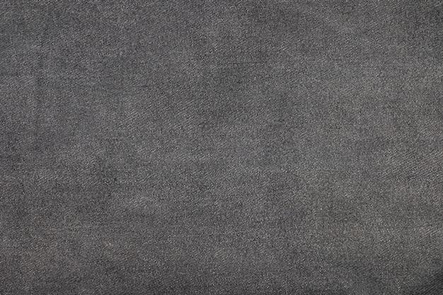 상위 뷰 오래 된 검은 청바지 배경