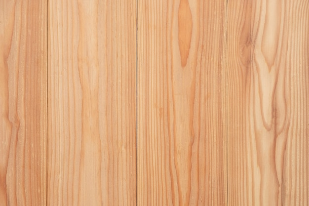 Top view of pine wood texture, natural wooden for background.
