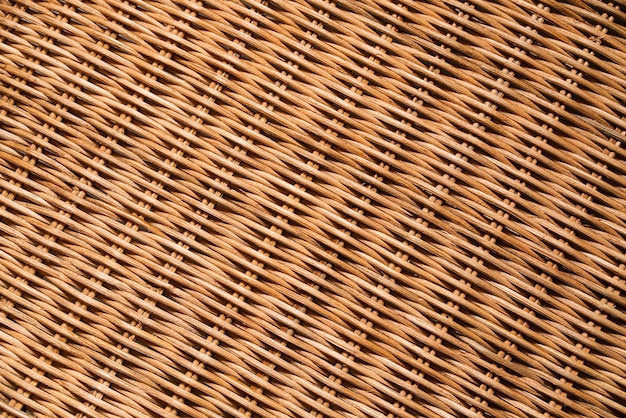 Top view of rattan pattern